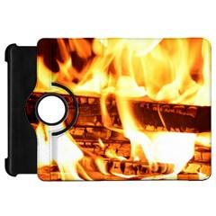 Fire Flame Wood Fire Brand Kindle Fire HD 7