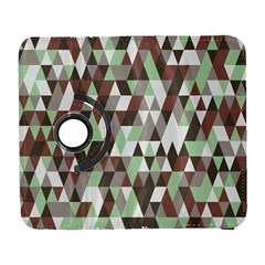 Pattern Triangles Random Seamless Galaxy S3 (Flip/Folio)
