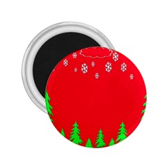 Merry Christmas 2.25  Magnets