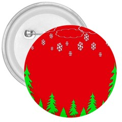 Merry Christmas 3  Buttons