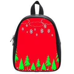 Merry Christmas School Bags (Small)