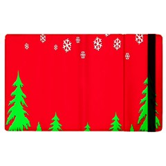 Merry Christmas Apple iPad 3/4 Flip Case