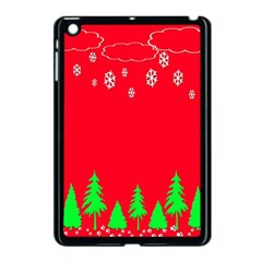 Merry Christmas Apple iPad Mini Case (Black)
