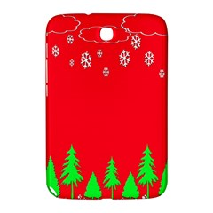 Merry Christmas Samsung Galaxy Note 8.0 N5100 Hardshell Case