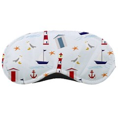 Seaside Beach Summer Wallpaper Sleeping Masks