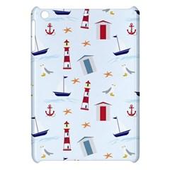 Seaside Beach Summer Wallpaper Apple iPad Mini Hardshell Case