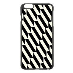 Hide And Seek Malika Apple iPhone 6 Plus/6S Plus Black Enamel Case