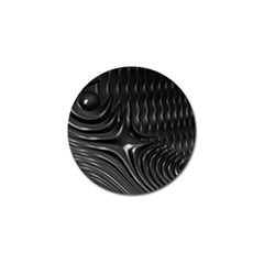 Fractal Mathematics Abstract Golf Ball Marker (10 pack)