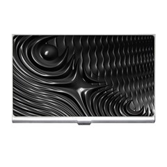 Fractal Mathematics Abstract Business Card Holders