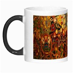 Ethnic Pattern Morph Mugs
