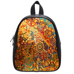 Ethnic Pattern School Bags (small)