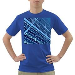 Mobile Phone Smartphone App Dark T-Shirt