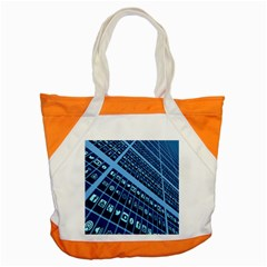 Mobile Phone Smartphone App Accent Tote Bag