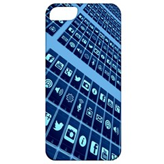 Mobile Phone Smartphone App Apple iPhone 5 Classic Hardshell Case