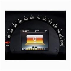 Interior Car Vehicle Auto Small Glasses Cloth