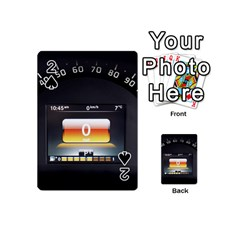 Interior Car Vehicle Auto Playing Cards 54 (Mini)