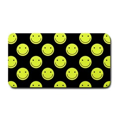 Happy Face Pattern Medium Bar Mats