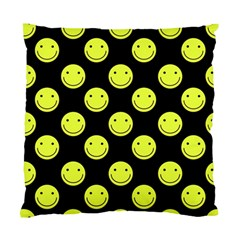 Happy Face Pattern Standard Cushion Case (Two Sides)