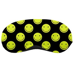 Happy Face Pattern Sleeping Masks
