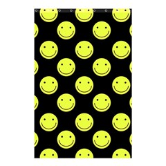 Happy Face Pattern Shower Curtain 48  x 72  (Small)