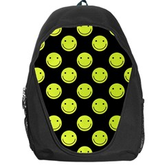 Happy Face Pattern Backpack Bag