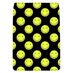 Happy Face Pattern Flap Covers (l)