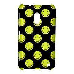 Happy Face Pattern Nokia Lumia 620