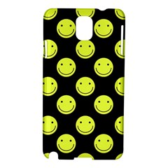 Happy Face Pattern Samsung Galaxy Note 3 N9005 Hardshell Case