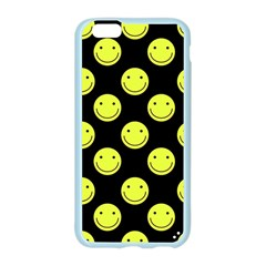 Happy Face Pattern Apple Seamless iPhone 6/6S Case (Color)