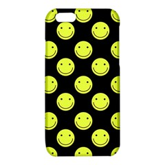 Happy Face Pattern iPhone 6/6S TPU Case