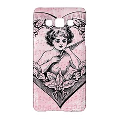 Heart Drawing Angel Vintage Samsung Galaxy A5 Hardshell Case