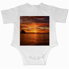 Sunset Sea Afterglow Boot Infant Creepers