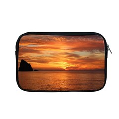 Sunset Sea Afterglow Boot Apple MacBook Pro 13  Zipper Case