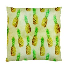 Pineapple Wallpaper Vintage Standard Cushion Case (Two Sides)
