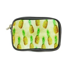 Pineapple Wallpaper Vintage Coin Purse