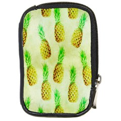 Pineapple Wallpaper Vintage Compact Camera Cases