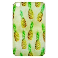 Pineapple Wallpaper Vintage Samsung Galaxy Tab 3 (8 ) T3100 Hardshell Case