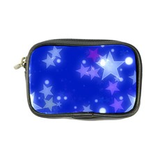 Star Bokeh Background Scrapbook Coin Purse