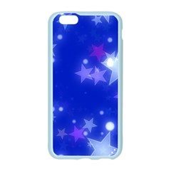 Star Bokeh Background Scrapbook Apple Seamless iPhone 6/6S Case (Color)