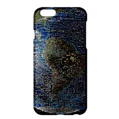World Mosaic Apple iPhone 6 Plus/6S Plus Hardshell Case