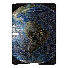 World Mosaic Samsung Galaxy Tab S (10.5 ) Hardshell Case