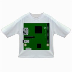 Raspberry Pi 3 Vector Infant/Toddler T-Shirts