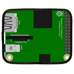 Raspberry Pi 3 Vector Netbook Case (XL)