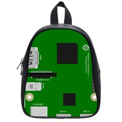 Raspberry Pi 3 Vector School Bags (Small)