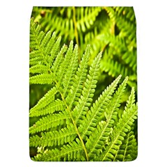 Fern Nature Green Plant Flap Covers (L)