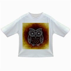 Owl Abstract Funny Pattern Infant/Toddler T-Shirts