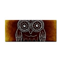 Owl Abstract Funny Pattern Cosmetic Storage Cases
