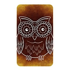 Owl Abstract Funny Pattern Memory Card Reader