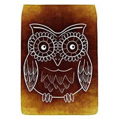 Owl Abstract Funny Pattern Flap Covers (s)