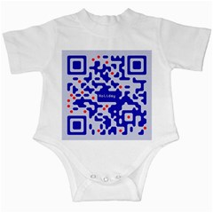 Qr Code Congratulations Infant Creepers